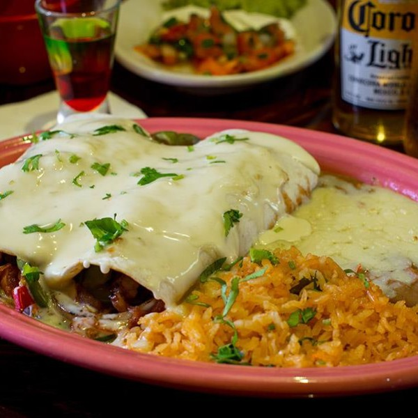Burrito de Casa